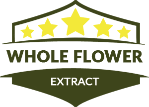 full spectrum whole flower hemp extract products for sale
